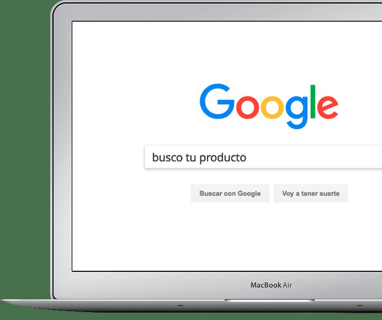 posicionamiento web seo google